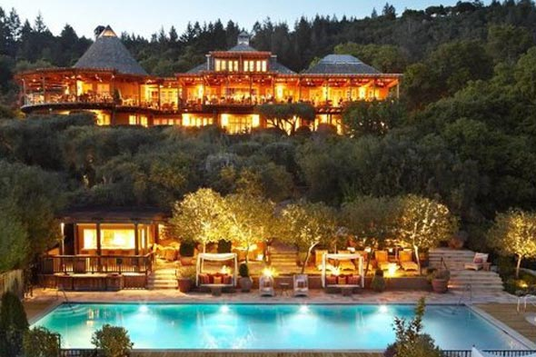Auberge de Soleil hotel in Napa