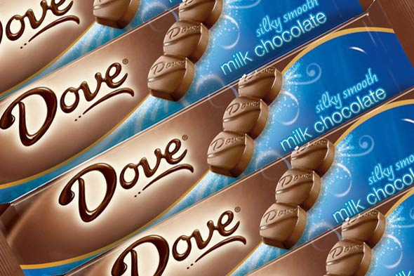 Dove Silky Smooth Chocolate Bars giveaway