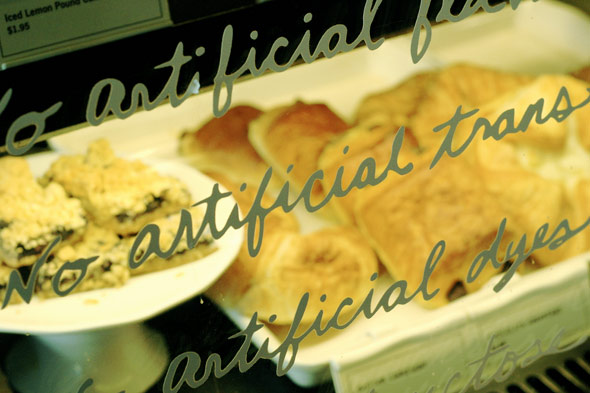 no artificial trans fats