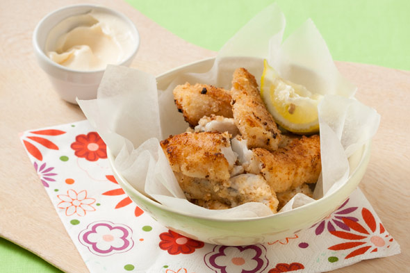 oven fried fish sticks