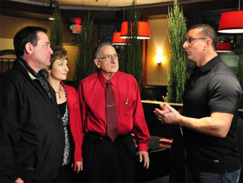 Restaurant Impossible on the Food Network