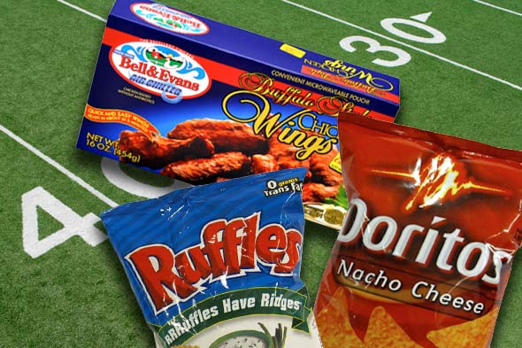 Best snack foods and drinks for super bowl