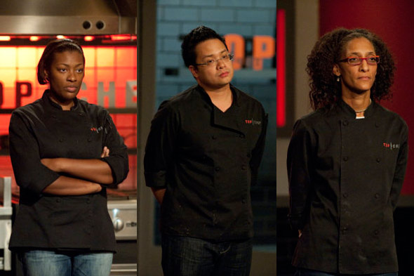 Top Chef elimination February 23, 2011