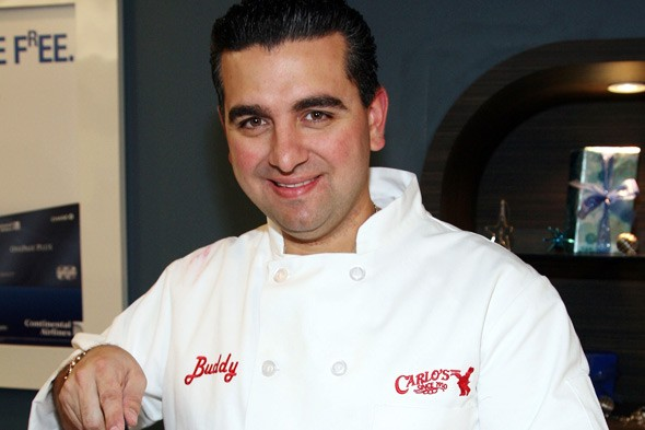 The Cake Boss has an Easter surprise for you Hint It 39s not cake