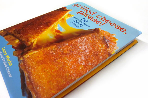 Grilled Cheese cookbook giveaway