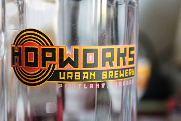 Hopworks Urban Brewery