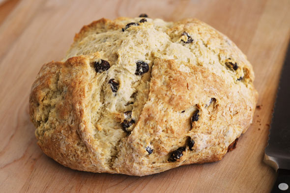 The history of... Irish soda bread