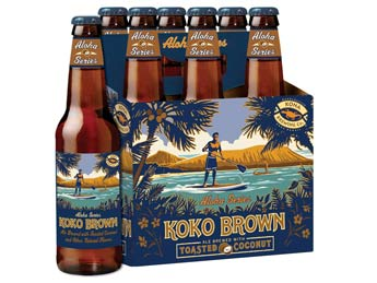 Kona Brewing's Koko Brown