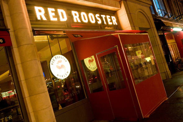 Red Rooster restaurant in Harlem