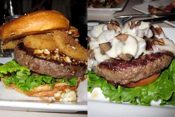 Ruby Tuesday menu winners, Premium Beef Burgers