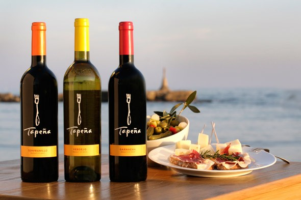 Tapena wine and food giveaway