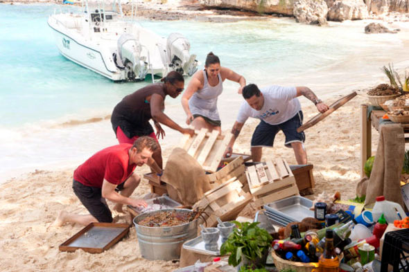 Top Chef Finale Part 1, Bahamas