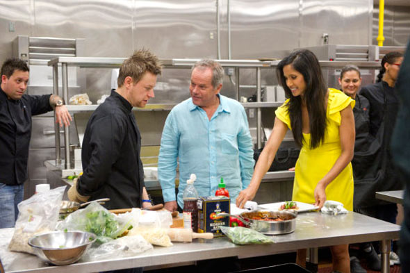 Top Chef Finale Part 1