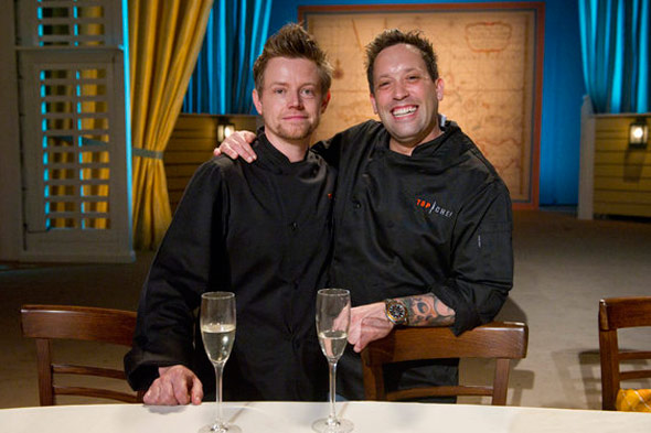 Top Chef Finale Richard Blais and Mike Isabella