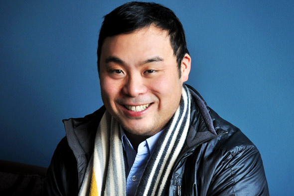 Chef David Chang