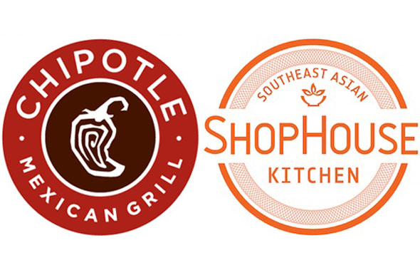 Chipotle and Shophouse Kitchen
