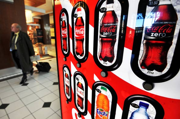 Boston bans Coke and soda on city property