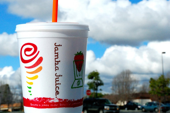 Jamba Juice secret menu