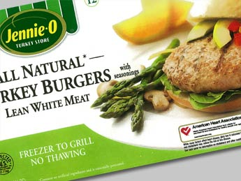 Jennie-O All Natural Turkey Burgers
