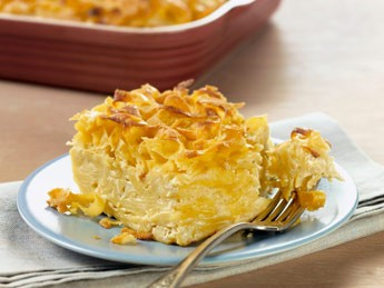 Jewish food, kugel