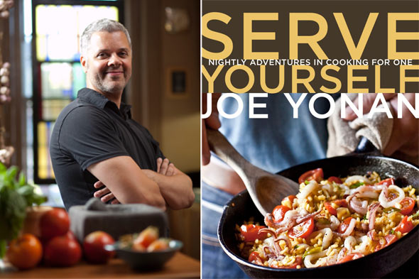 Joe Yonan's book, Serve Yourself