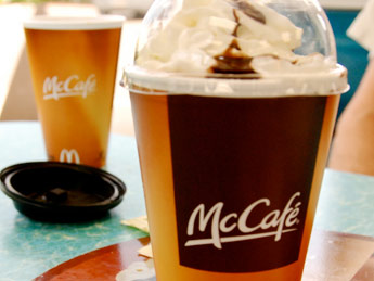 McDonald's coffee