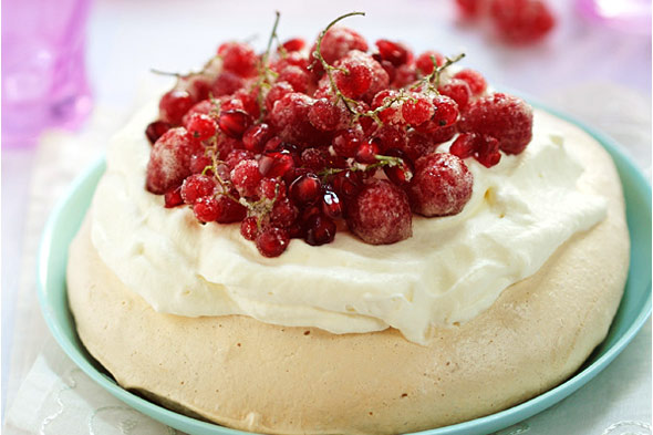 meringue pavlova recipes