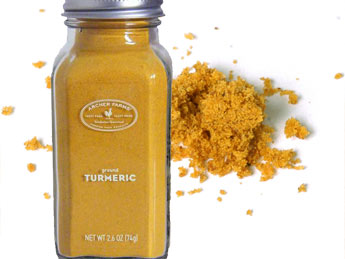 turmeric spice recall