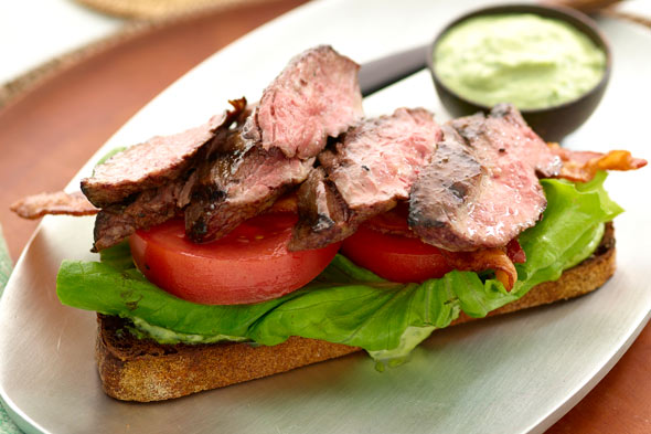 Skirt Steak BLT