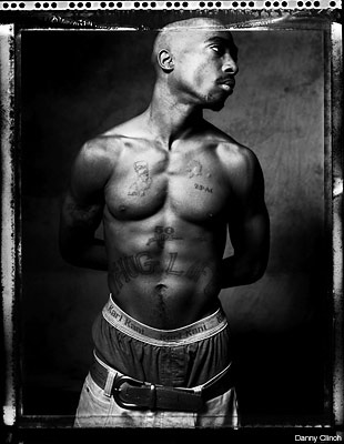 tupac dead. Stone to photograph Tupac.