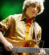 Mike Gordon of Phish