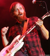 Dan Auerbach of the Black Keys