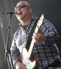 Frank Black of the Pixies