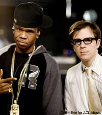 Chamillionaire and Weezer