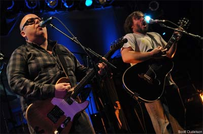Black Francis and Jack Black