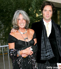 Kate McGarrigle and Rufus Wainwright