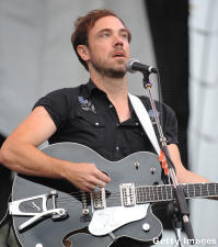 Mikel Jollett of the Airborne Toxic Event