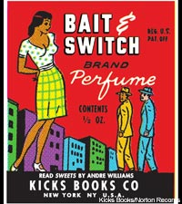 Bait and Switch -- Andre Williams