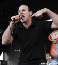 Greg Graffin of Bad Religion