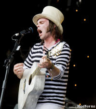 The Hot Rats' Gaz Coombes