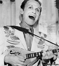 Ira Louvin of the Louvin Brothers