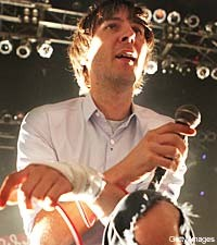 Thomas Mars of Phoenix