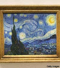 Starry Night -- Van Gogh