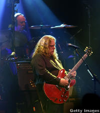 Butch Trucks and Warren Haynes of the Allman Brothers Band
