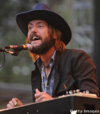 Ben Bridwell off Band of Horses