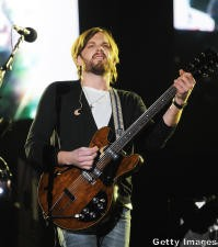 Kings of Leon's Caleb Followill