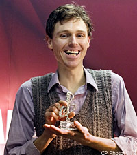Joel Plaskett, East Coast Music Awards