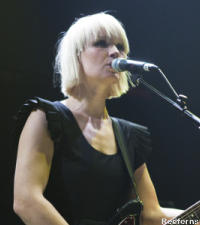 Sune Rose Wagner of the Raveonettes