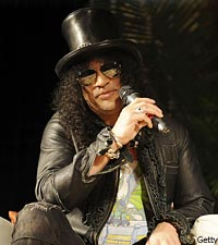 Slash, Canadian Music Week