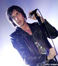 Julian Casablancas of the Strokes